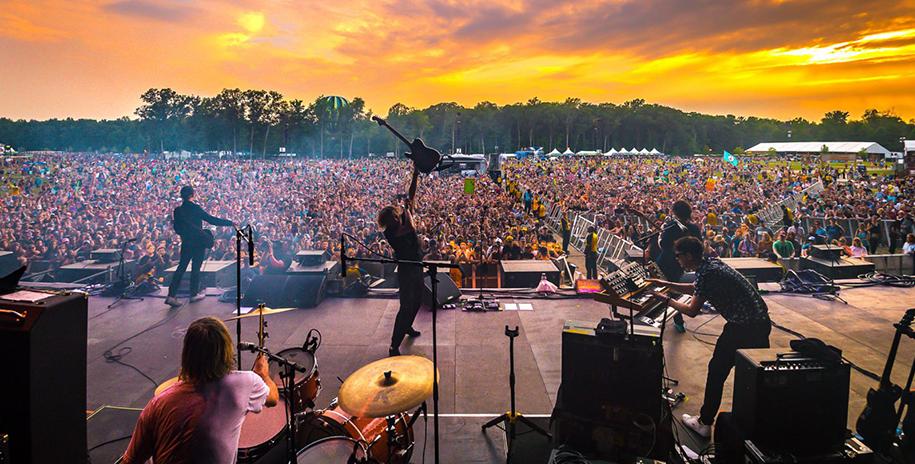 Firefly Music Festival in Dover, Delaware