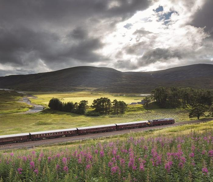 Edinburgh to the Scottish Highlands