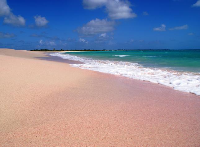 Pinks Sands, Barbuda