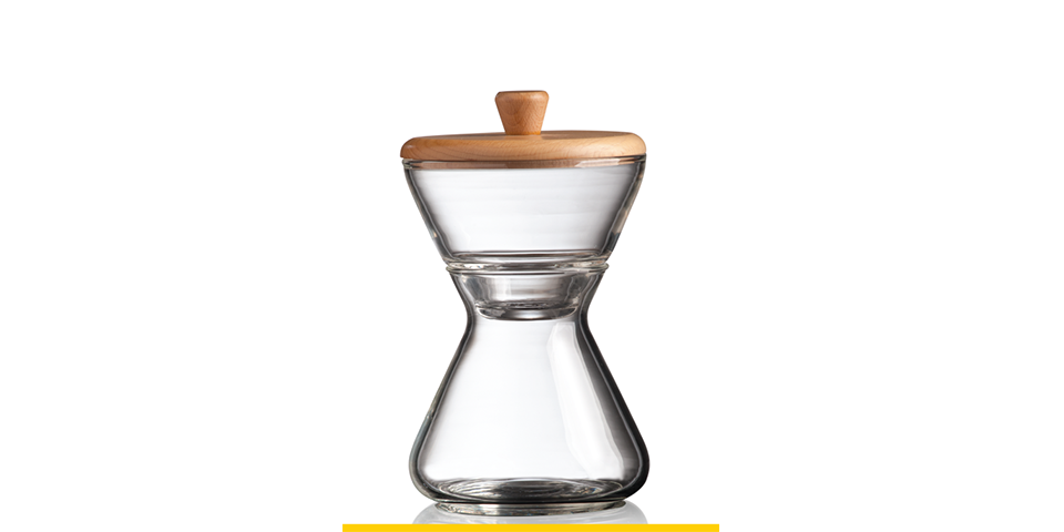 Chemex Handblown Cream & Sugar Set