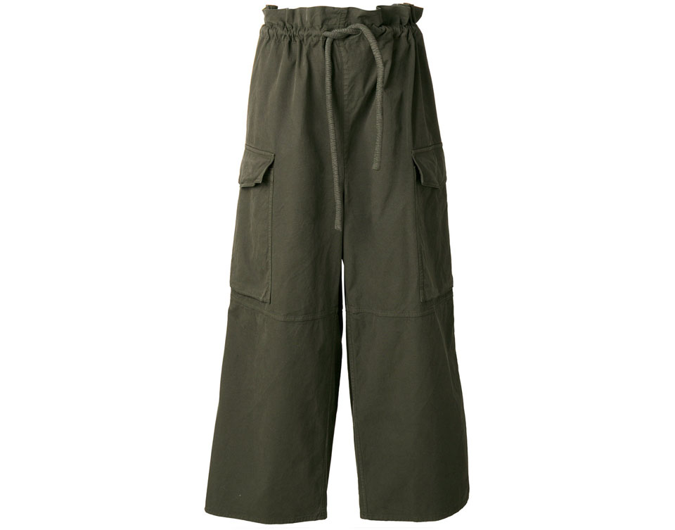 MM6 MAISON MARGIELA CARGO TROUSERS