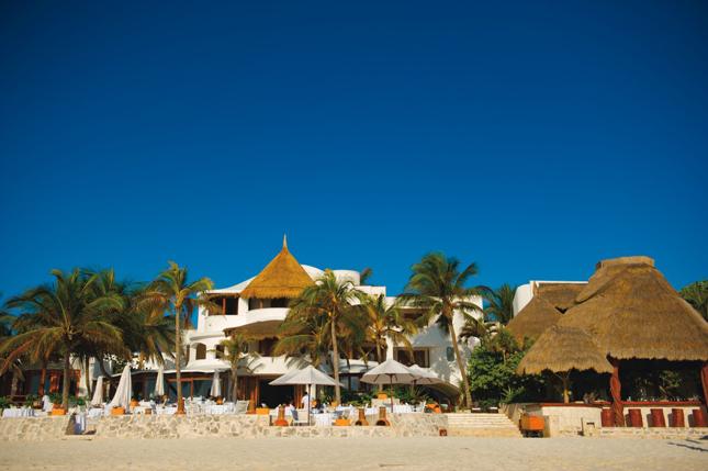 Maroma Resort & Spa, <br> Riviera Maya, Mexico