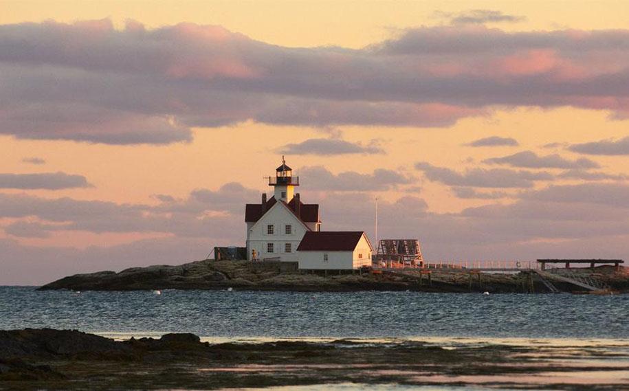 Inn at Cuckolds Lighthouse– Southport, ME