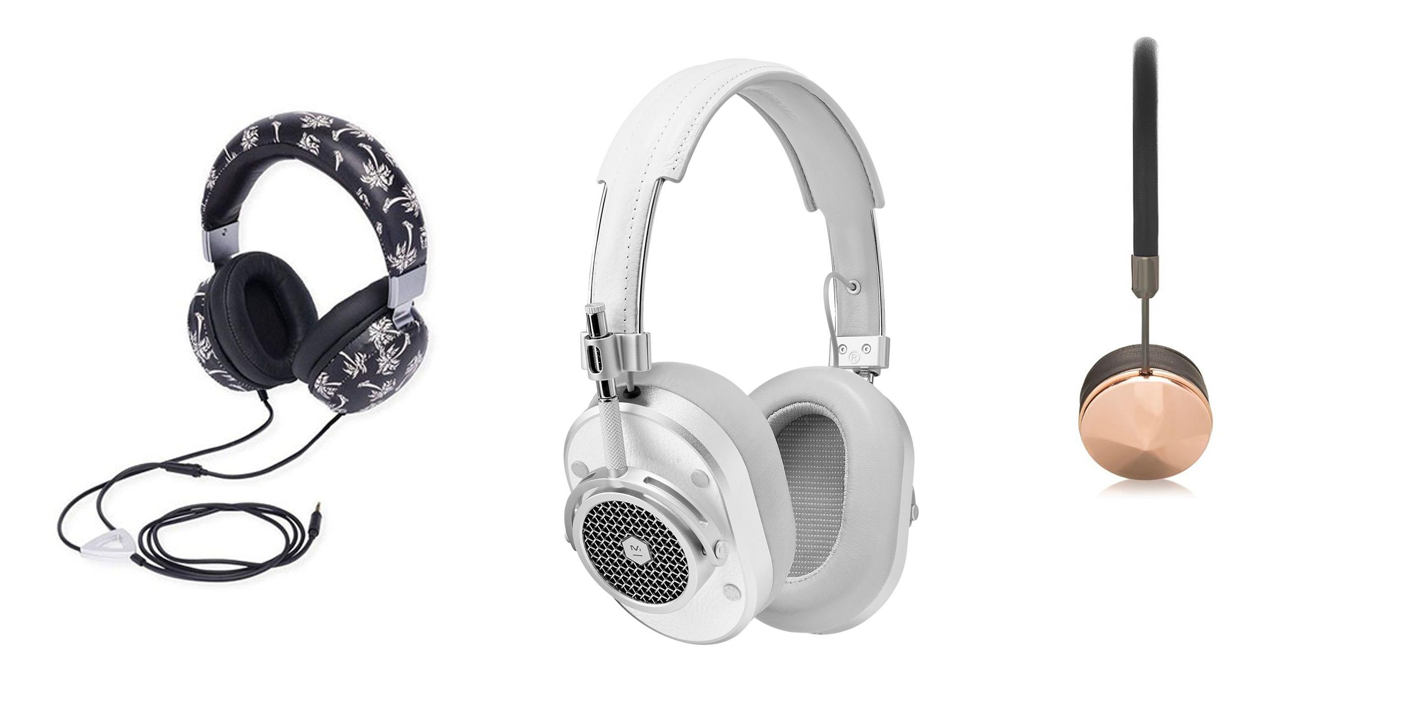 4 Luxe, Fashionable, Trendy Options For Headphones - Furthermore