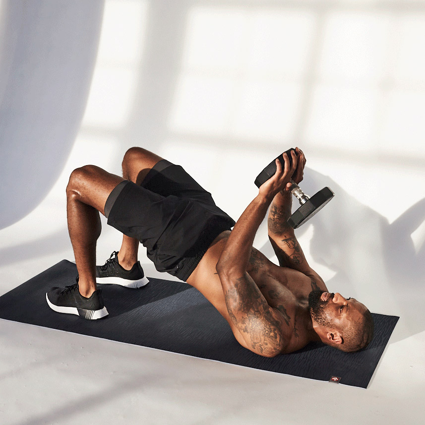 Fundamental fitness: dumbbells