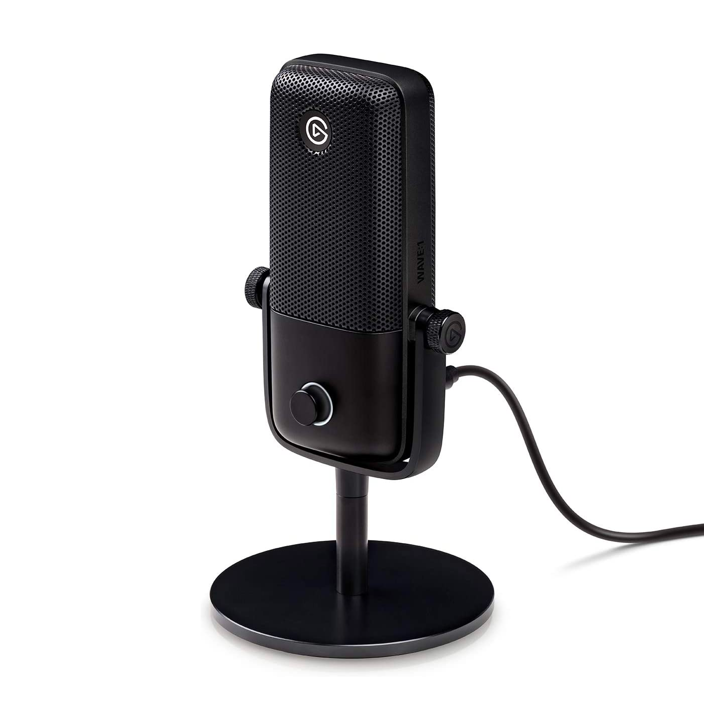 An image of the Elgato Wave 1 microphone on a white background