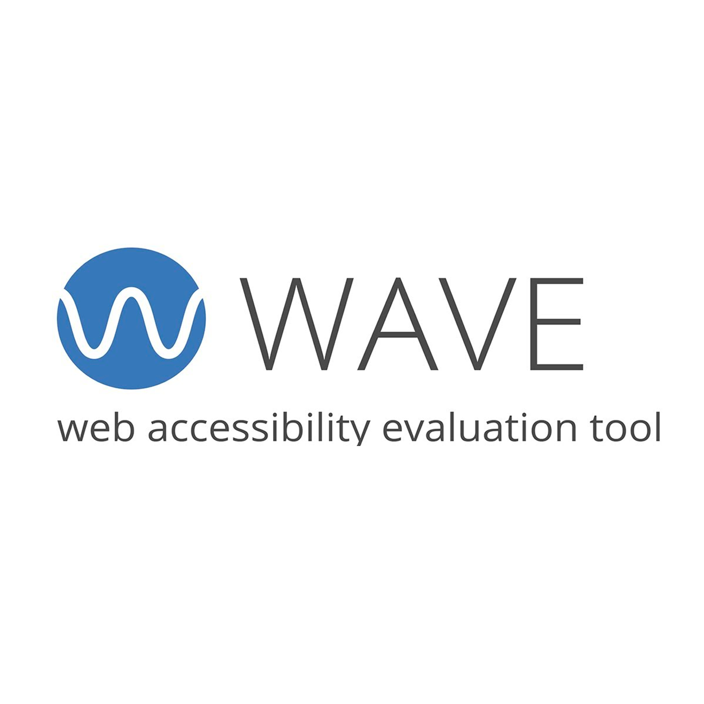 The Wave Accessibility Evaluation Tool Logo