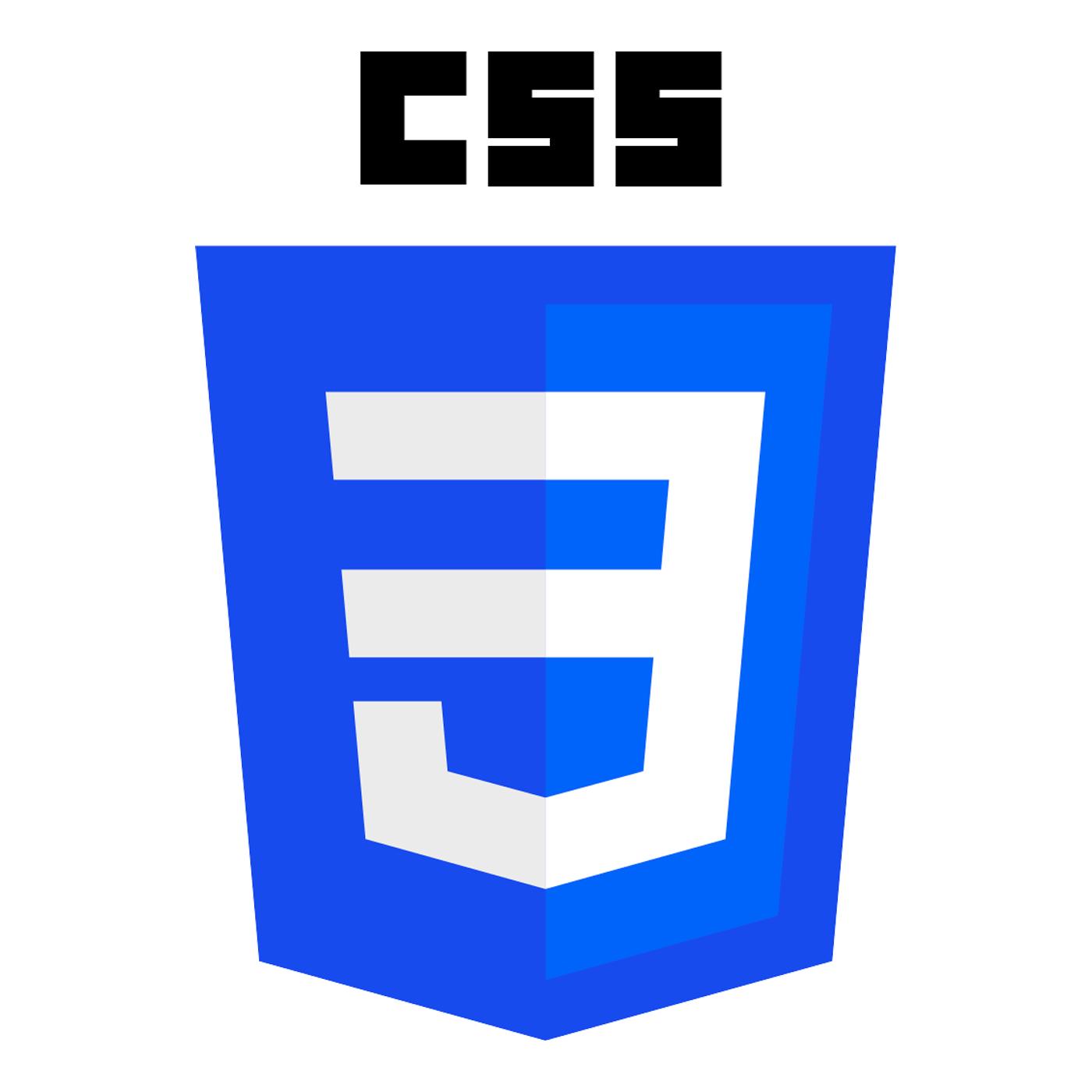 The CSS3 Logo