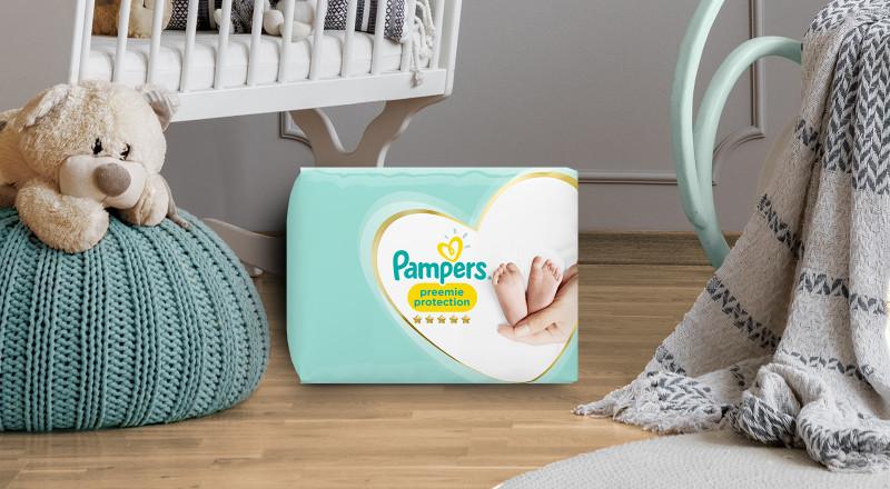 Pampers® Preemie Protection™