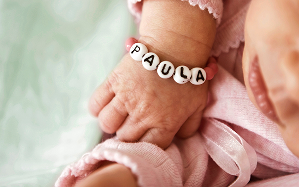 popular baby girl names around the world