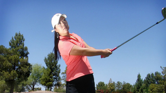 Golf Tips: Find Your Balance and Improve Contact with Cathy Kim