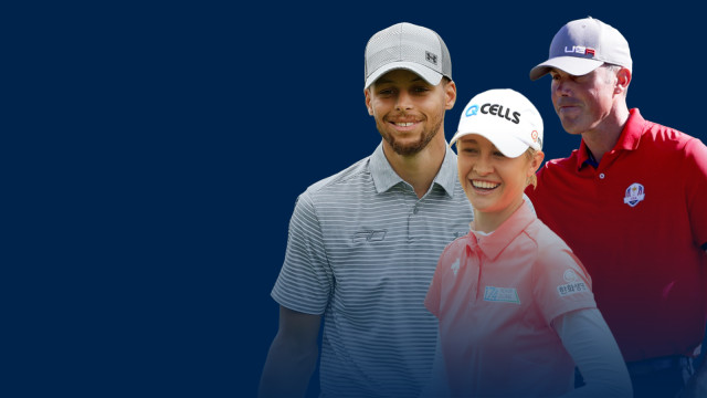 Korda, Kuchar and Curry Support Back2Golf with PSA