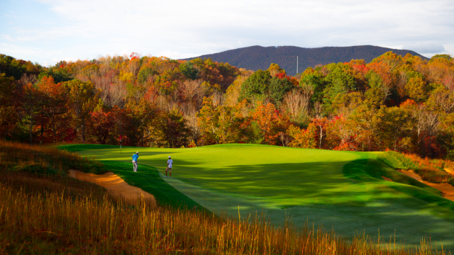 Fall is the Best Season to Play Golf