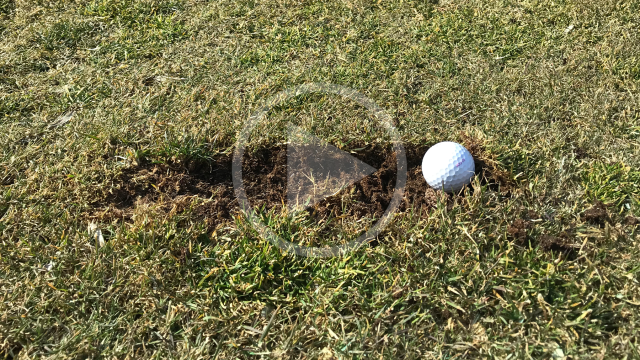 Navigate Your Way Out of a Divot