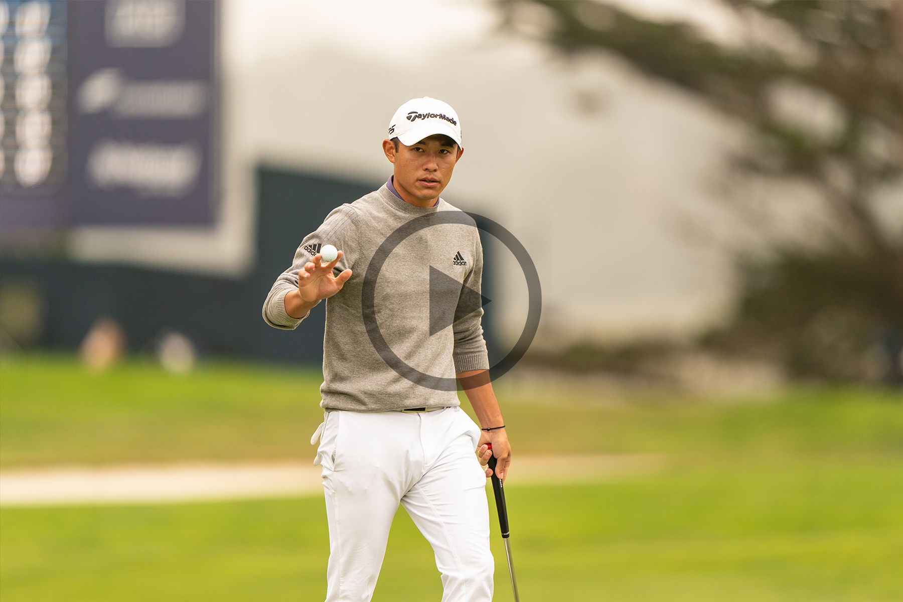 Collin Morikawa's Rise to Stardom Came with a PGA Coach By His Side