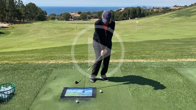 A Wrinkle-Free Towel Will Help You Fix Your Downswing