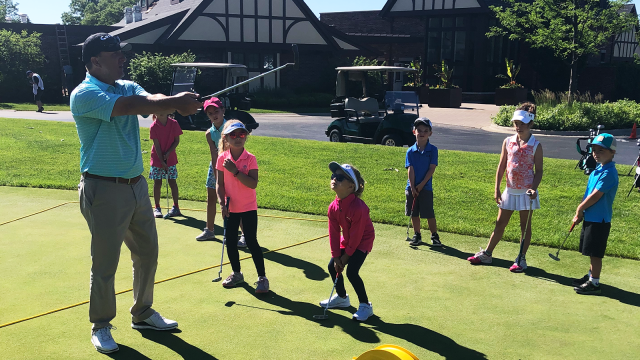 From Juniors to Seniors, PGA Coach Mike Carbray Leads Golfers to Success through ADM Training