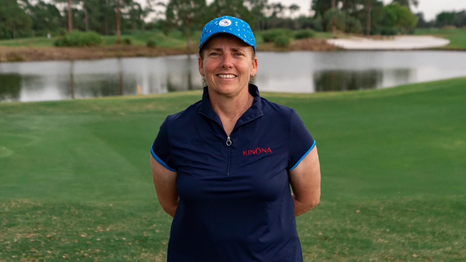 Moira Dunn-Bohls, LPGA