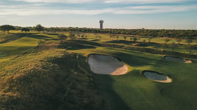 Gil Hanse & Beau Welling Designed Courses Continue to Take Shape at PGA Frisco
