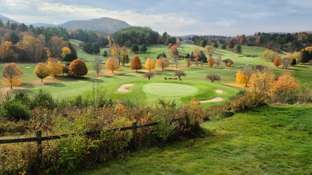 Escape To Golf: Fall Photos from The @PGA Twitter Community