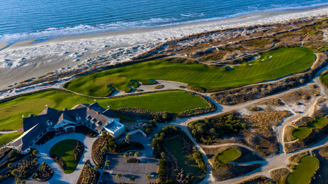 The Ocean Course Overview: New Tees