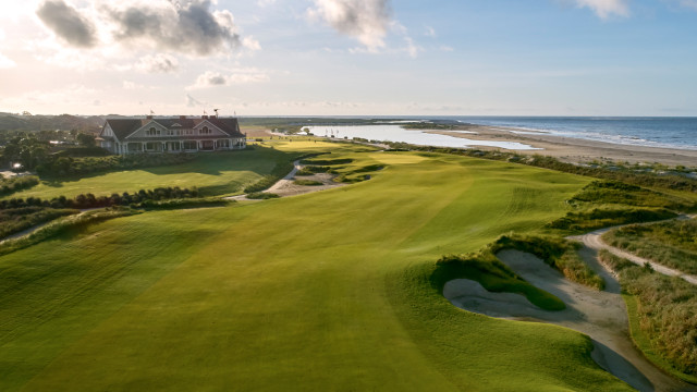 The Ocean Course at Kiawah Island Provides Picturesque Backdrop for PGA Championship