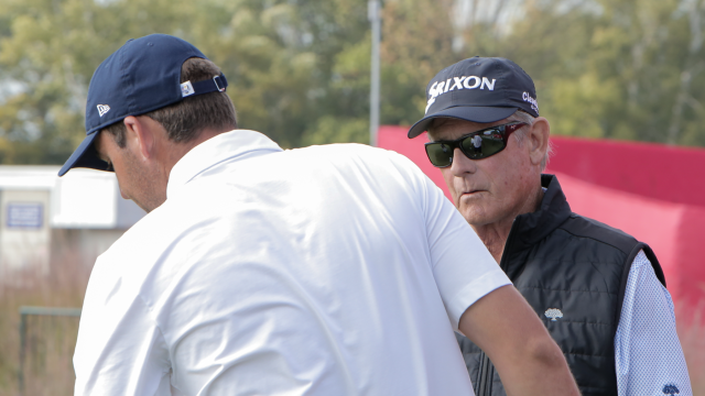 Scottie Scheffler's PGA Coach Randy Smith is a Guru of the Game