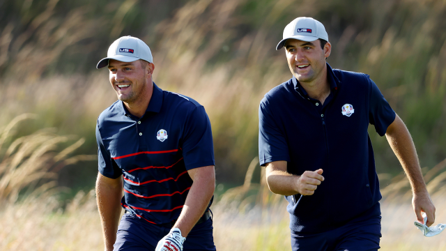 Two of the Best Shots You'll See in Golf Happened at the 43rd Ryder Cup