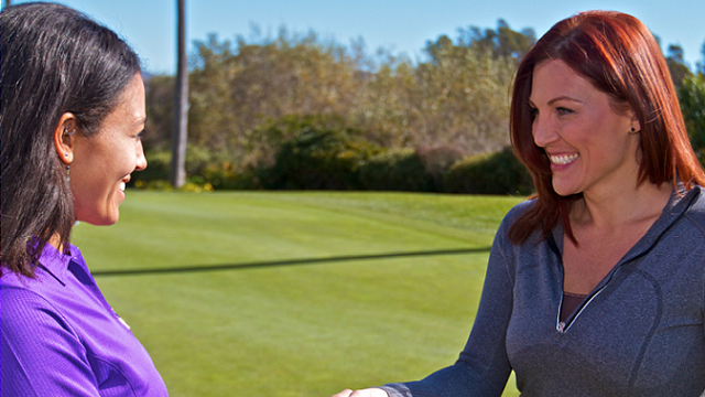 Six Reasons Why Golf is Good for Business