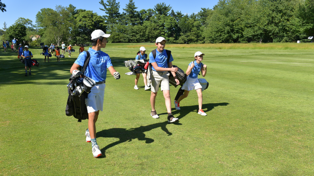 Where to Start If Your Kid is Interested in Golf