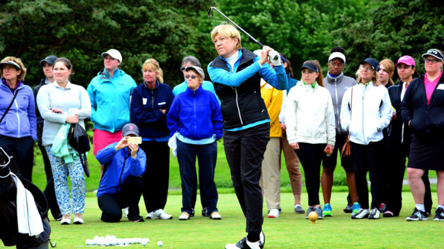 Self-taught Golfer Jane Blalock's Accidental Journey Through the Amateur, Professional Ranks