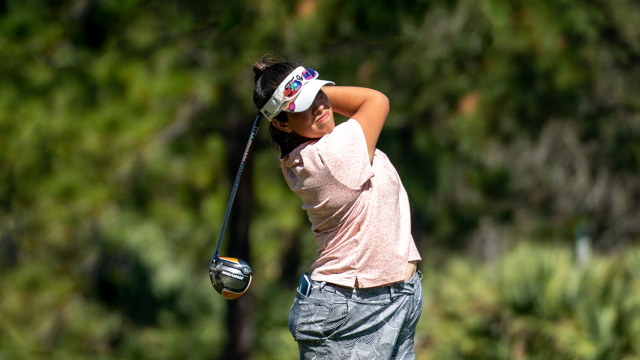 Alisa Rodriguez Searches for Teachable Moments at KPMG Women's PGA Championship Debut