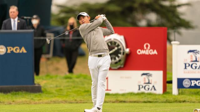 Collin Morikawa Puts Skill and Maturity on Display to Win 2020 PGA Championship