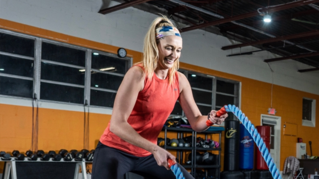 Improve Your Golf Strength with an Upper Body Program from PGA Coach Stephanie Molloy