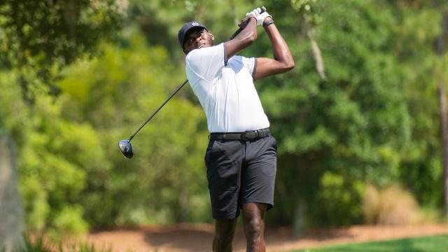 Howard Bison Stampede to Lead 34th PGA WORKS Collegiate Championship