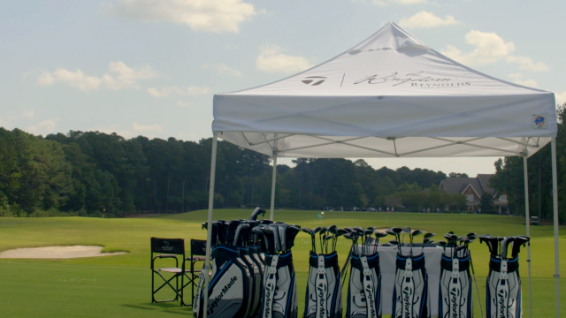 The Kingdom: TaylorMade's 'Playground' For Golfers at Reynolds Lake Oconee