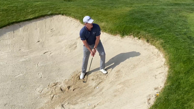 Two Tips to Consistently Escape the Dreaded Fried Egg Lie in the Bunker