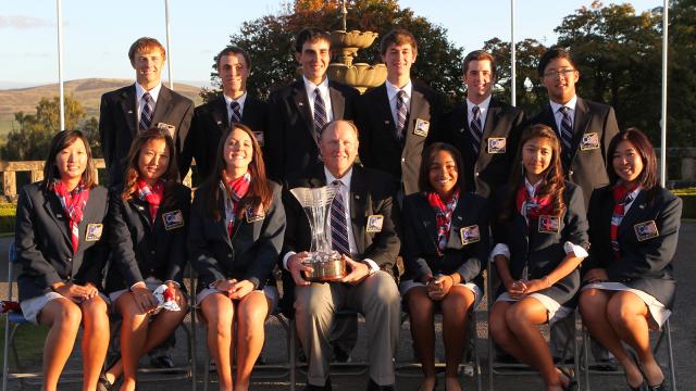 Junior Ryder Cup - Notable Alumni