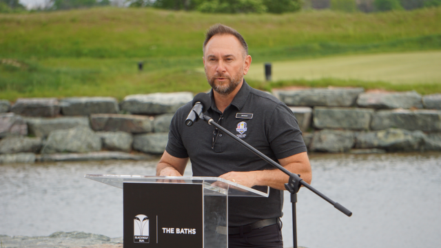 Dirk Willis, PGA, Made A Splash with the Addition of The Baths