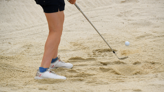 A Day at The Beach Could Improve Your Bunker Play