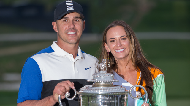5 Takeaways from Jena Sims' Instagram Q&A with Two-Time PGA Champion Brooks Koepka