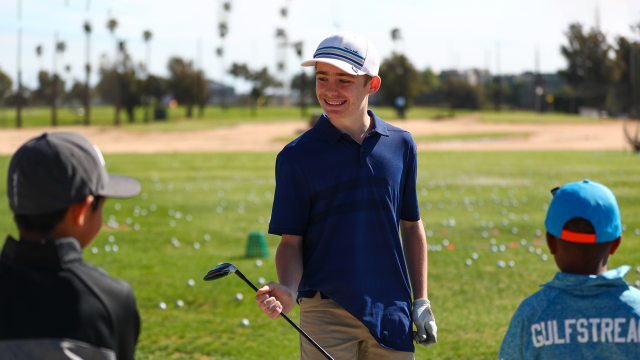PGA Jr. League: Win or Lose, You'll Learn and Grow