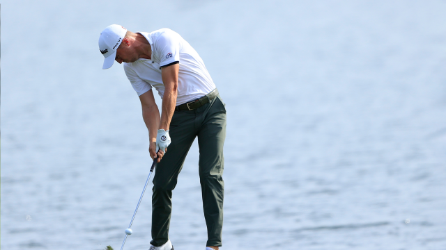 """Lesson Learned: Justin Thomas's Victory at The PLAYERS Started with the """"V"""" in His Swing"""