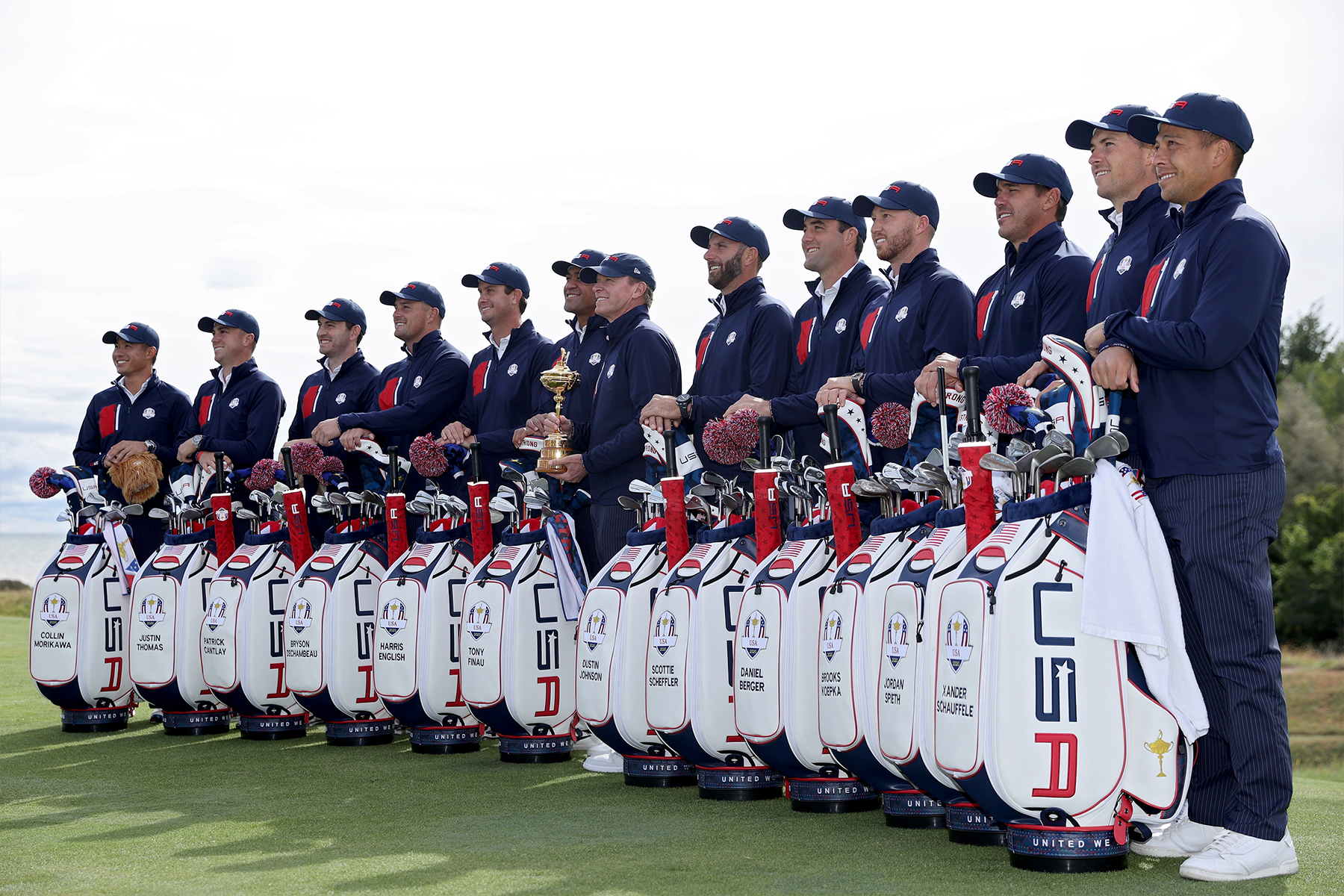 Why the United States Will Win the 43rd Ryder Cup at Whistling Straits