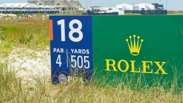 An Insider's Look at the 18th Hole of the Ocean Course at Kiawah Island