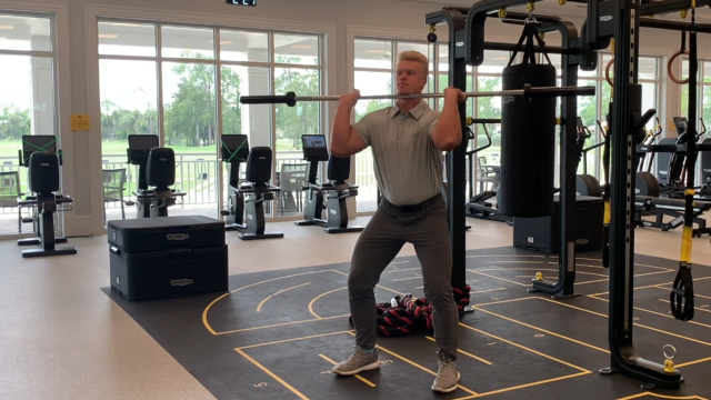 Six Exercises to Add Power to Your Golf Swing