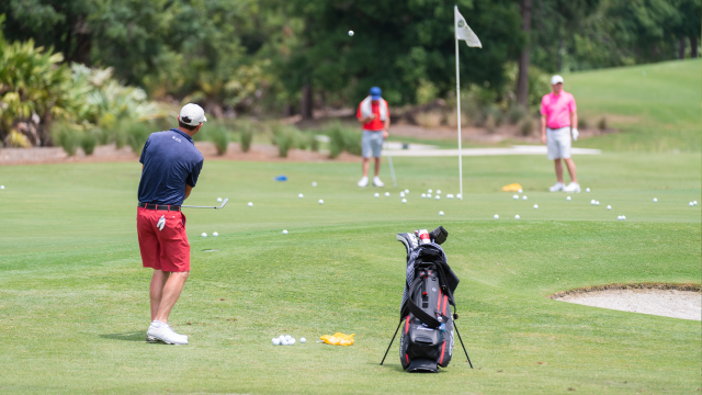 Prioritize Your Practice Sessions to Prepare for a Big Golf Tournament