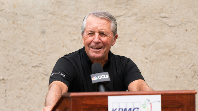 World Golf Hall of Famer Gary Player Shares Lifelong Strategy for Success on Podcast with Keith Stewart, PGA