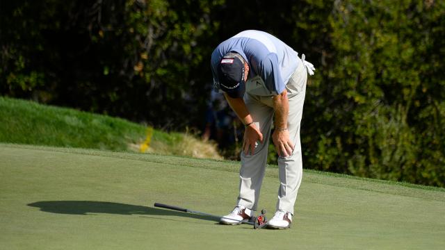 Golf Teaches us to Overcome Adversity
