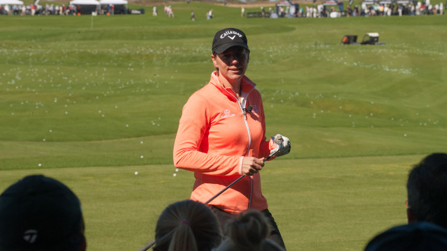 Why Annika Sorenstam Supports Developing the Athlete First